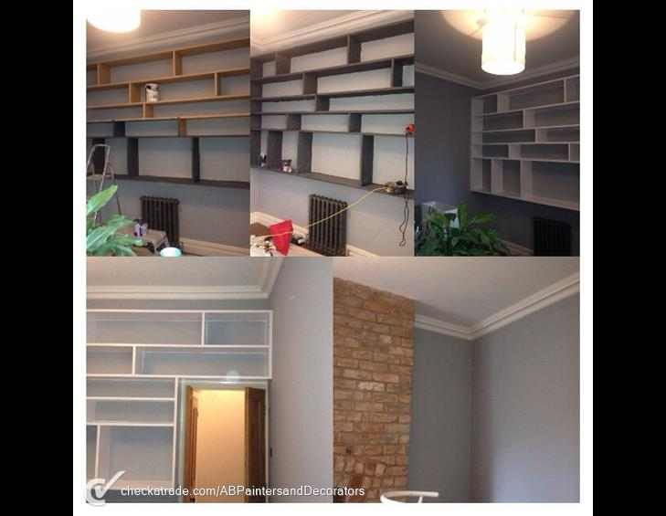 recent internal projects carried out by our decorator in altrincham