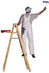 time served painter and decorator in Little Bollington